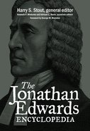The Jonathan Edwards Encyclopedia Hardback