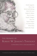 The Promise of Robert W. Jenson's Theology: Constructive Engagements Hardback