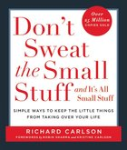 Don't Sweat the Small Stuff Paperback