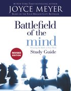 Battlefield of the Mind (Study Guide) Paperback