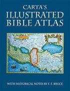 Carta's Illustrated Bible Atlas Paperback