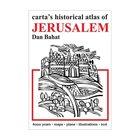 Carta's Historical Atlas of Jerusalem Paperback