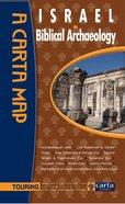 Israel: Biblical Archaeology Chart/card