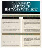 What You Need to Know: Jehovah's Witnesses