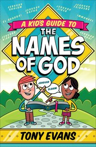 A Kids Guide to the Names of God