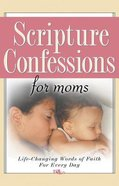 Scripture Confessions For Moms Booklet