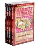 Gift Set 6-10 (Heroes Of History Series) Pack
