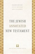 The NRSV Jewish Annotated New Testament (2nd Edition) Hardback
