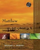 Matthew (Zondervan Illustrated Bible Backgrounds Commentary Series) Paperback