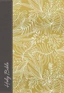 NKJV Ultraslim Reference Bible Yellow/White Hardcover Hardback