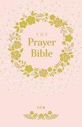 ICB Prayer Bible For Children Pink