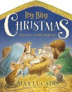 Itsy Bitsy Christmas Board Book