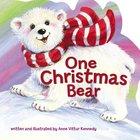 One Christmas Bear Board Book