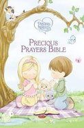 NKJV Precious Moments Precious Prayers Bible (Black Letter Edition) (Precious Moments Series) Hardback