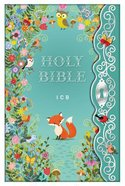 ICB Blessed Garden Bible (Black Letter Edition)