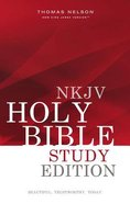 NKJV Outreach Bible Study Edition Paperback
