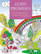 God's Promises Coloring Book (Adult Coloring Books Series)