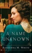 A Name Unknown (#01 in Shadows Over England Series) Hardback