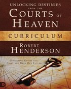 Unlocking Destinies From the Courts of Heaven (Curriculum Boxed Set) (#01 in Official Courts Of Heaven Series) Pack