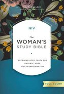NIV, the Woman's Study Bible, Full-Color, Ebook eBook