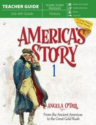 America's Story (Volume 1) (Teacher Guide) Paperback