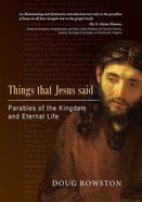 Things That Jesus Said