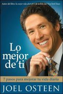 Lo Mejor De Ti (Become A Better You) Paperback