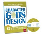 Character By God's Design: Volume 2: Book With DVD