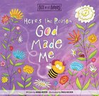 Here's the Reason God Made Me (Best Of Li'l Buddies Series) Board Book