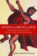 Giving the Devil His Due Paperback
