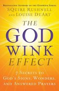 The Godwink Effect Hardback