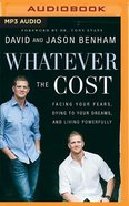 Whatever the Cost (Unabridged, Mp3) CD
