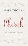 Cherish (Unabridged, 5 Cds) CD