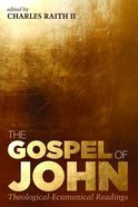 The Gospel of John Paperback