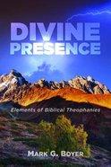 Divine Presence Paperback
