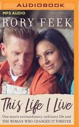 This Life I Live (Unabridged, Mp3) CD