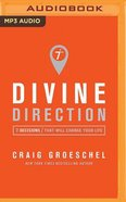 Divine Direction (Unabridged, Mp3) CD