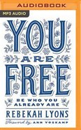 You Are Free (Unabridged, Mp3) CD