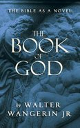 The Book of God: The Bible as a Novel (Unabridged, 29 Cds) CD