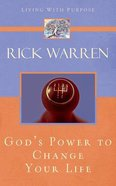 Lwpau: God's Power to Change Your Life (Unabridged, 5 Cds) CD