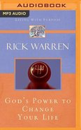 God's Power to Change Your Life (Unabridged, Mp3) CD