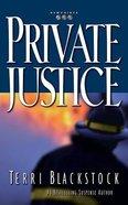 Private Justice (Unabridged, 10 CDS) (#01 in Newpointe 911 Audio Series)