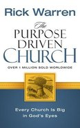 Every Church is Big in God's Eyes (The Purpose Driven Church Series) CD