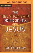 The Relationship Principles of Jesus (Unabridged, Mp3) CD