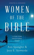 Women of the Bible: A One-Year Devotional Study (Unabridged, 12 Cds)
