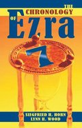 The Chronology of Ezra 7 Paperback