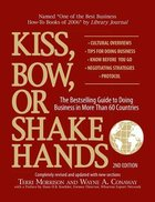 Kiss, Bow Or Shake Hands (2nd Edition)
