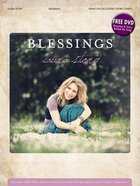 Blessings Songbook With DVD (Music Book) Paperback