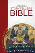 Ceb Storytellers Bible the