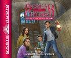 Hidden in the Haunted School (Unabridged, 2 CDS) (#144 in Boxcar Children Audio Series) CD